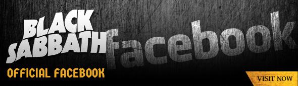 Black Sabbath Facebook Hover