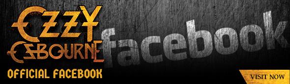Ozzy Osbourne Facebook Hover